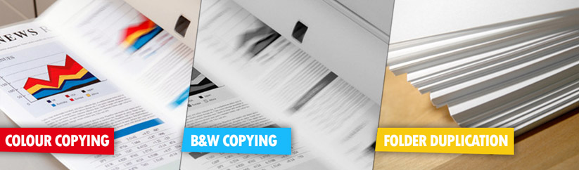 Direct Mail Copying and Printing Services